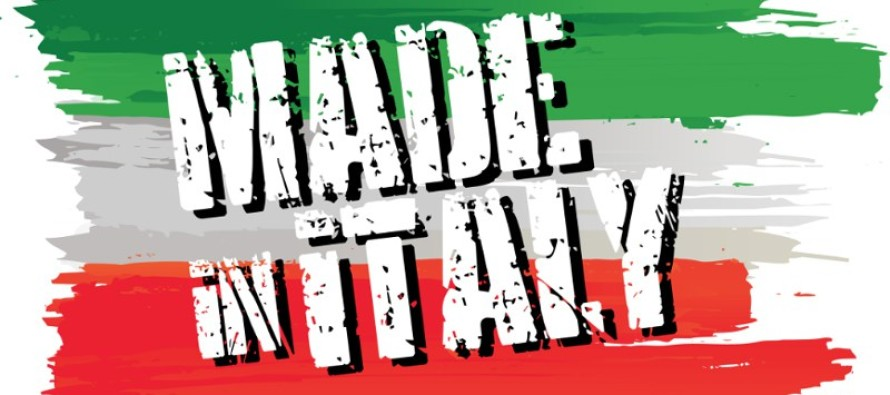 Il record del made in Italy